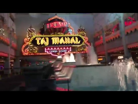 Trump Taj Mahal Atlantic City New Jersey America (USA)