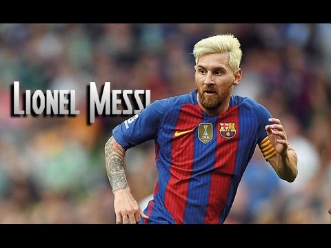 Lionel Messi - Football God - American Dream - Skills & Goals 2016/17 HD