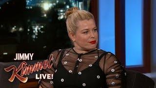 Guest Host Tracee Ellis Ross Interviews Amanda de Cadenet