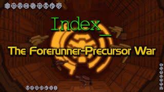 Index_The Forerunner-Precursor War