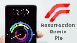 install Official Resurrection Remix ROM (Pie) for Redmi Note 4X/4 (Mido) Review