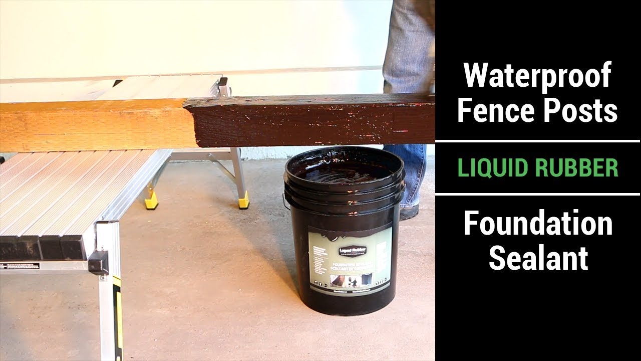 Waterproof Fence Posts Deck And