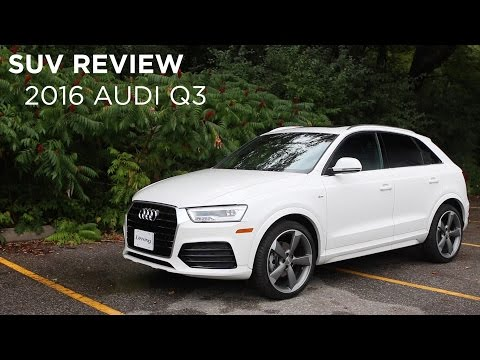 SUV Review | 2016 Audi Q3 | Driving.ca