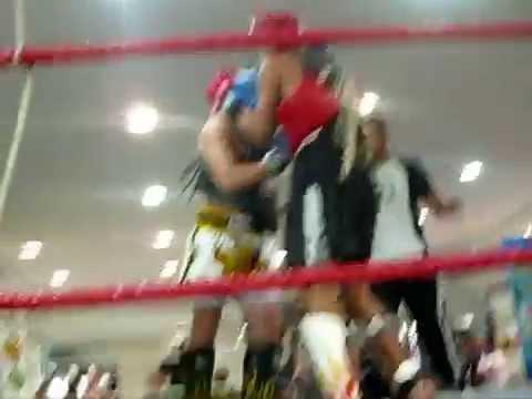 Muay Thai Lucas Leandro(Chute Boxe equipe Monstro)...