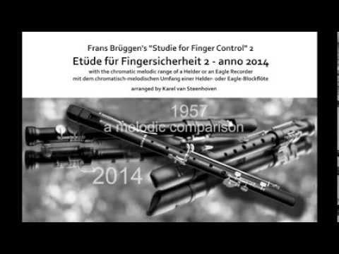 Recorder Study 2014, Steenhoven / Brüggen