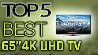 Best 65 Inch 4k Ultra HD TV 2019 | Buying Guide