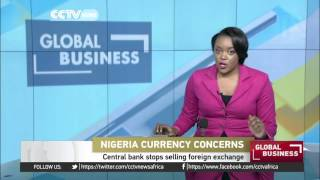 Central bank stops selling foreign exchange
