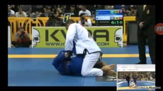 Dimitrius Souza vs Xande Ribeiro mundial 2015
