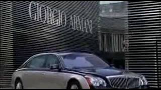 2011 Maybach 62 S Official Trailer