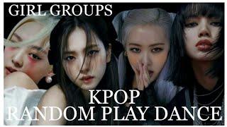 KPOP RANDOM PLAY DANCE CHALLENGE (GIRL GROUPS)