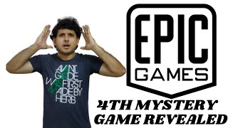 Epic Games 4th Mystery Free Game Revealed