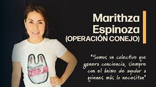 Marithza Espinoza de Operación Conejo