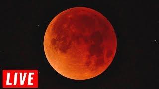 Chandra Grahan 2018 LIVE | Lunar Eclipse LIVE | Blood Moon | Hyderabad | India | YOYO TV Channel