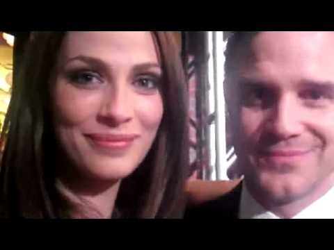 WAREHOUSE 13 Stars Eddie McClintock and Joanne Kelly Spill on BodySwitching Episode
