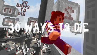30 WAYS TO DIE IN MINECRAFT (PART 2)
