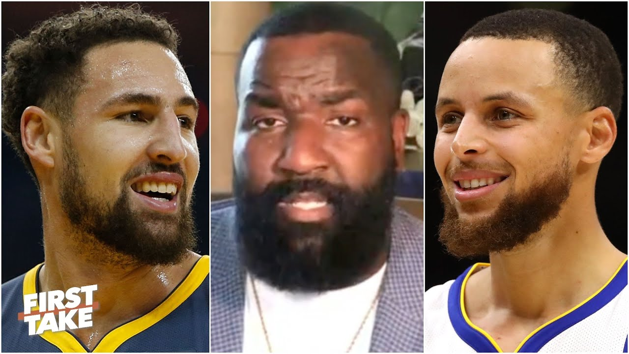 Kendrick Perkins says the Splash Brothers will be the Lakers' biggest obstacle | First Take