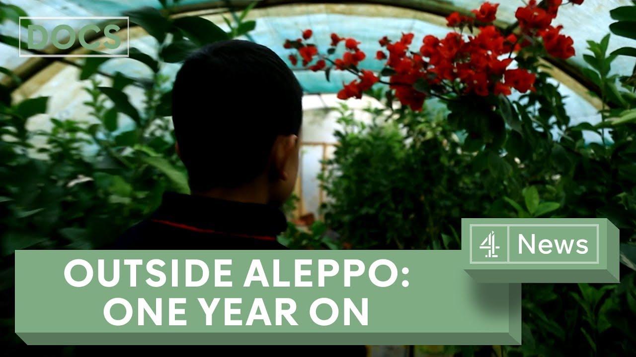 Outside Aleppo: legacy of the city's last gardener