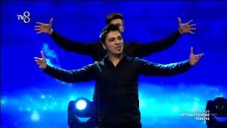 Gasanov Dance Group 2018 Got Talent Turkey (Lezginka Remix)