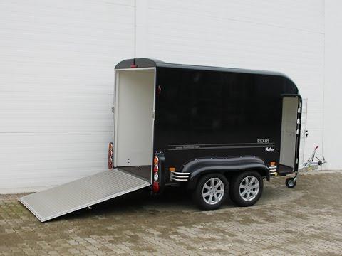 motorradanh nger humbaur rexus 2 0t koch pkw anh nger. Black Bedroom Furniture Sets. Home Design Ideas