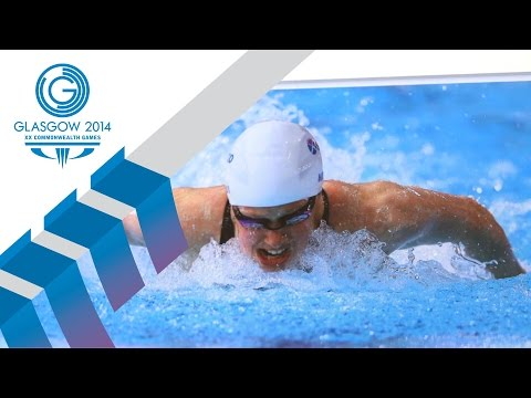 Hannah Miley re-lives her medal moment | Glasgow 2014 TV