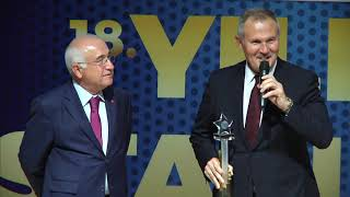 Yılın Turizm Yatırım Ödülü Radisson Blu Vadistanbul
