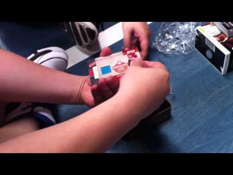 IBCC ( Indonesian Basketball Card Community ) Box Break @ Cometa Arena Jakarta 2 June '11