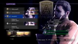 Resident Evil 6 Survivors PS4