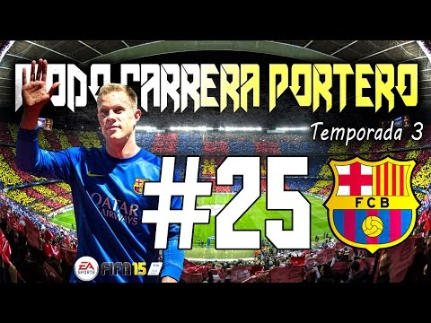 "GLITCH 94 DE MEDIA!! #25 | Modo Carrera ""PORTERO"" Fifa 15 