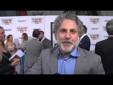 Magic Mike XXL: Gregory Jacobs Exclusive Premiere Interview