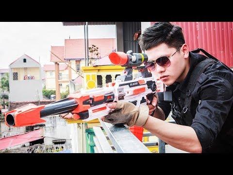 LTT Nerf War : SEAL X retaliate friends |SEAL X attack criminal group use MEGA nerf guns