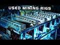 Buying Used GPU Mining Rigs (RX580 / Asrock H81 Pro BTC / DIY open air)
