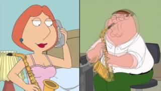 [EDITED] Family Guy - Epic Phone Sax guy
