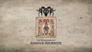 NEGATOR - SANGVIS SERPENTIS (Lyric Video)