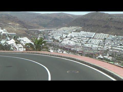 Puerto Rico, Gran Canaria By Road