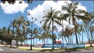 Waikiki Beach / Honolulu Hawaii thumbnail