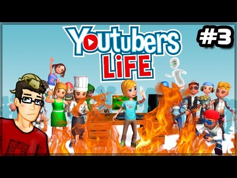 youtubers-life-simulator---game-makes-me-cry!-(episode-3)