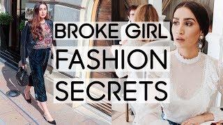 Broke Girl Fashion Secrets to Dress to Impress