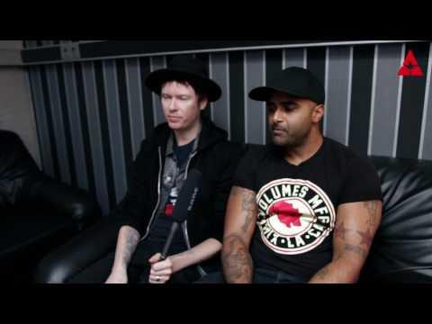 Interview mit Cone & Dave / SUM41