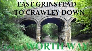 Worth Way Trail ~ Disused Railway Line