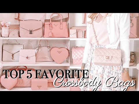 TOP 5 CROSS BODY BAGS ♡ Chanel, Louis Vuitton & More! Collab w/ Thania Gonzalez ♡ xsakisaki