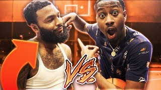 1V1 VS CLARENCE NYC ( if i win he has to cut his beard)