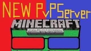 Minecraft Xbox 360 - NEW PUBLIC SERVER - TU13