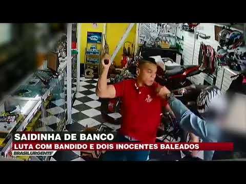 Ladrão Tenta Assaltar PM, Apanha E Acaba Preso Em SP