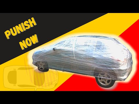 How to Punish a Double Parking Car Driver  - Funny double parking prank Ideas for you