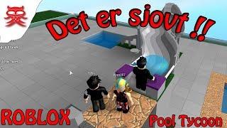 Es divertido-Pool Tycoon 4-Inglés Roblox