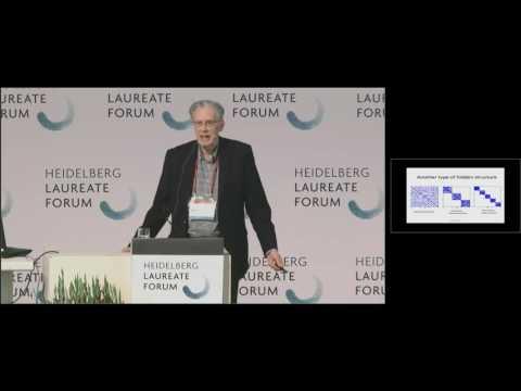 4th HLF - Lecture: John E. Hopcroft