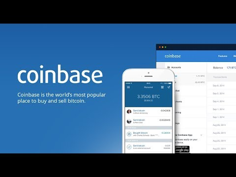 Coinbase Review Coinbase Tutorial Opening A Coinbase Digital Wallet To Buy Bitcoin