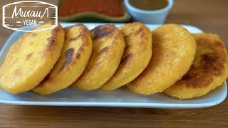 Мчади | рецепт кукурузных лепёшек из грузинской кухни