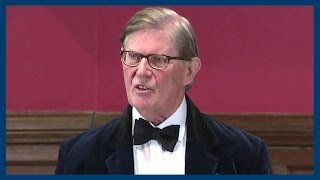 You Should Be Proud To Be Patriotic | Bill Cash | Oxford Union