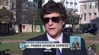 Video Visión 7 - Nuevo Código: El primer divorcio express download MP3, 3GP, MP4, WEBM, AVI, FLV November 2017
